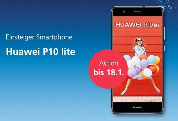 Huawei P10 Lite Ohne Vertrag Bei O2 Für 199 Kaufen