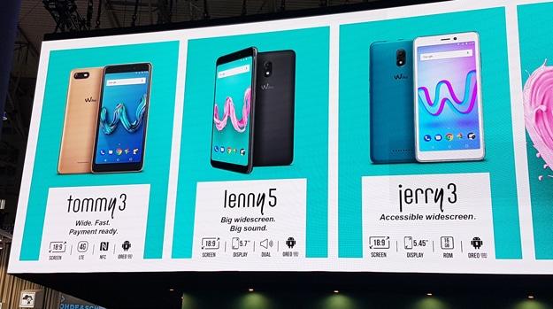 Tommy 3, Lenny 5 & Jerry 3