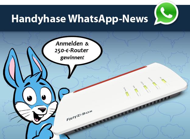 Whatsapp-News - FritzBox