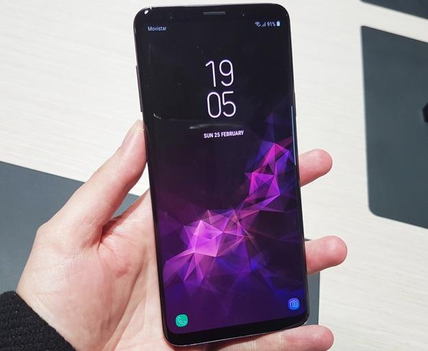 Samsung Galaxy S9 und S9 Plus im Test