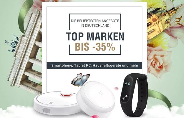 Gearbest Blitz-Angebote, Smartphone, Handy, Tablet, Zubehör