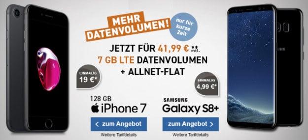 iPhone 7 + Vodafone Smart Tarif
