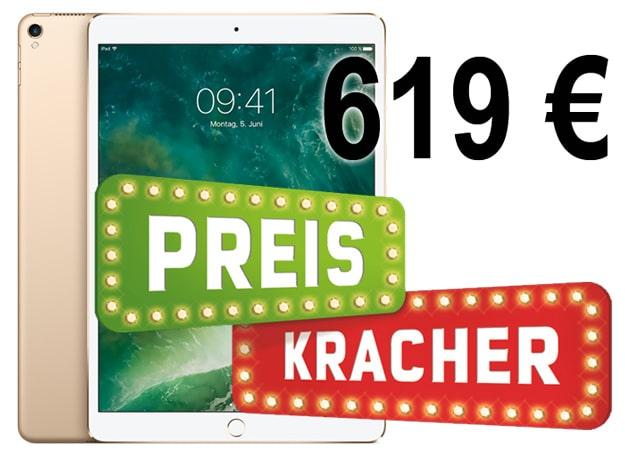 Apple iPad Pro 10.5 Wifi 64GB bei mobilcom-debitel als Preiskracher