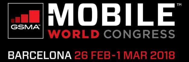 Mobile World Congress 2018 (MWC) in Barcelona - Technik-Messe für Mobilfunk