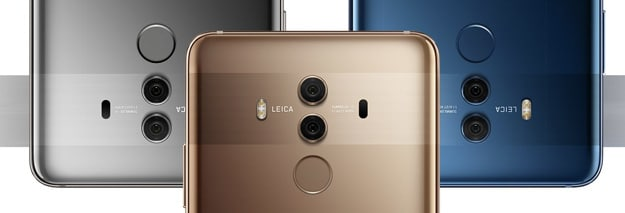 Huawei Mate 10 Pro, Test, Akku, Leistung, Kamera. Telefonie