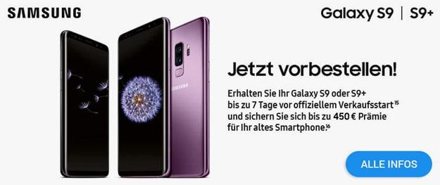 samsung galaxy s9 telekom magenta mobil m
