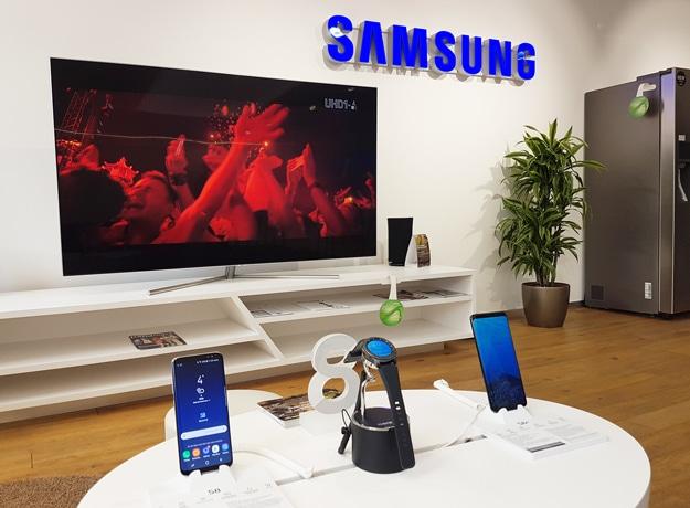 Samsung Service Center für Handy-Repartur Samsung-Smartphone