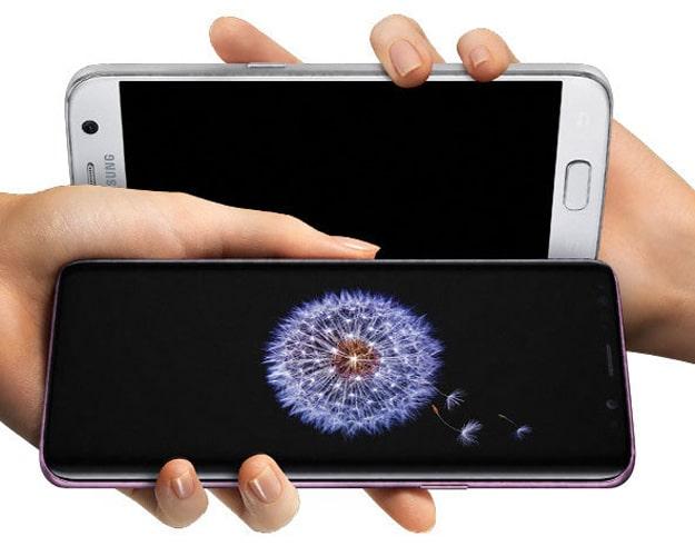 Samsung Galaxy S9 und S9 Plus Tauschaktion für Altgeräte