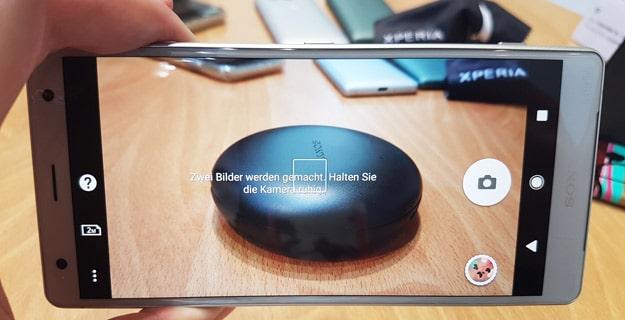 Sony Xperia XZ2 im Test, Dual-SIM, Preis, Specs, mit oder ohne Vertrag