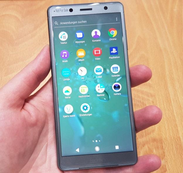 Sony Xperia XZ2 Compact Test - Preis, Verfügbarkeit, kaufen, Dual-SIM, mit oder ohne Vertrag