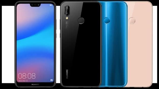 Huawei P20 Lite Mit Vertrag Stand Januar 2019 Handyhasede