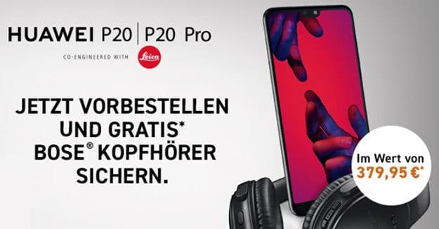 Huawei P20 + Vodafone Smart L Plus