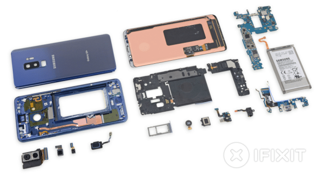 galaxy-s9-teardown