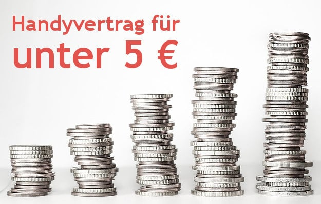 handyvertrag f r unter 5 euro im monat alle sim only. Black Bedroom Furniture Sets. Home Design Ideas