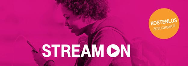 Telekom StreamOn über 200 Partner