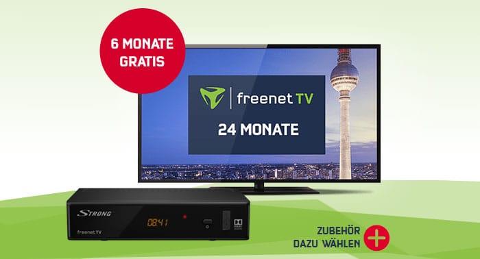 freenet TV via DVB-T2 HD