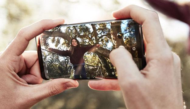 Samsung Galaxy S9 Plus günstig mit Vertrag kaufen