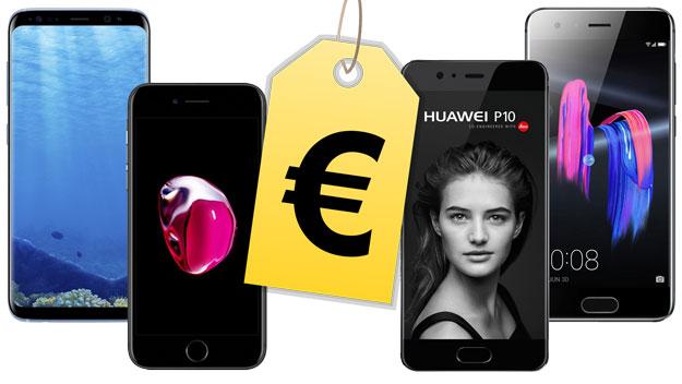 Handy verkaufen - günstig bei clevertronic, wirkaufens, zoxs, rebuy - neu oder gebraucht