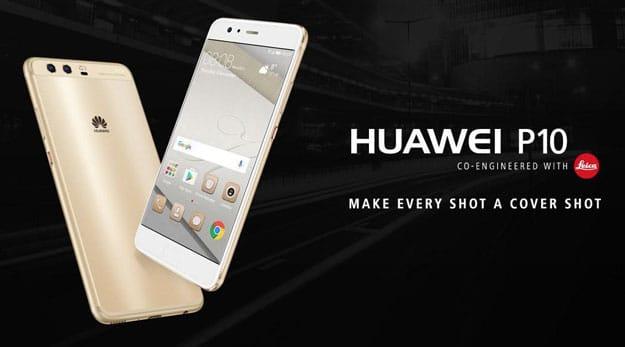 Huawei P10 / P10 Plus mit Vertrag günstig kaufen - Specs, Test, Preis und mehr