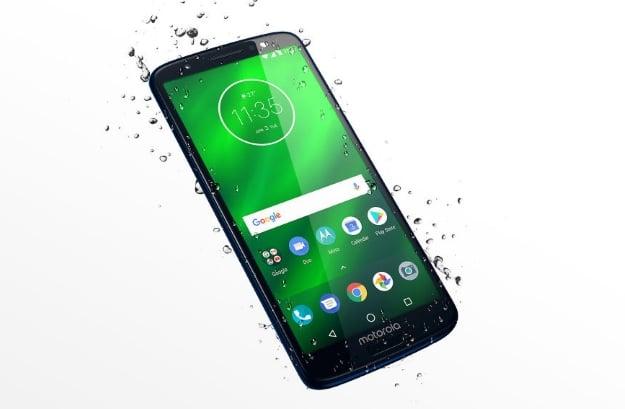 Motorola Moto G6 Plus p2i Nanobeschichtung