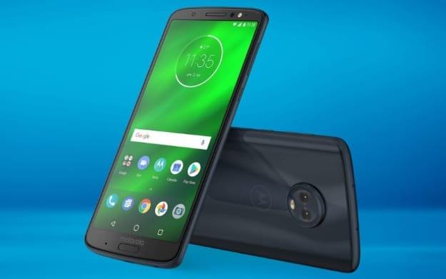 Motorola Moto G6 Plus mit Vertrag - Preis, Specs und Test - Mittelklasse-Smartphone für den kleinen Geldbeutel