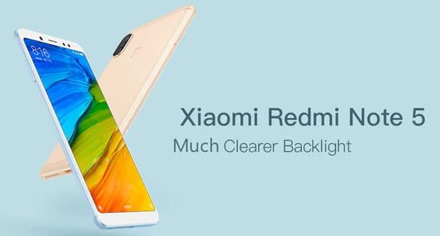 Xiaomi Redmi Note 5 Dual-SIM, LTE-Band 20 - Preis, Specs, Test günstig kaufen