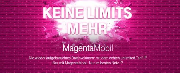 Telekom Magenta Mobil XL - keine Limits mehr mit echter Datenflatrate?