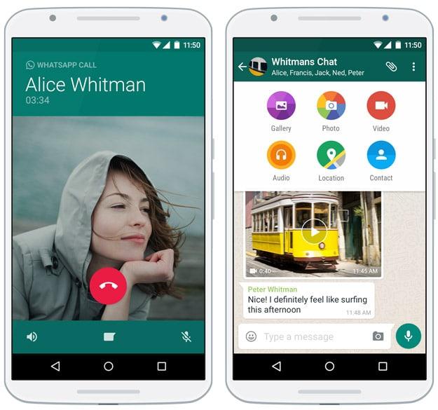 WhatsApp kostenloser Messenger für Android, iOS iPhone, Windows Phone - Alle Details und Hintergründe