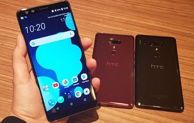 HTC U12 Plus mit Vertrag günstig kaufen - Preis, technische Daten, Verfügbarkeit, Dual-SIM LTE