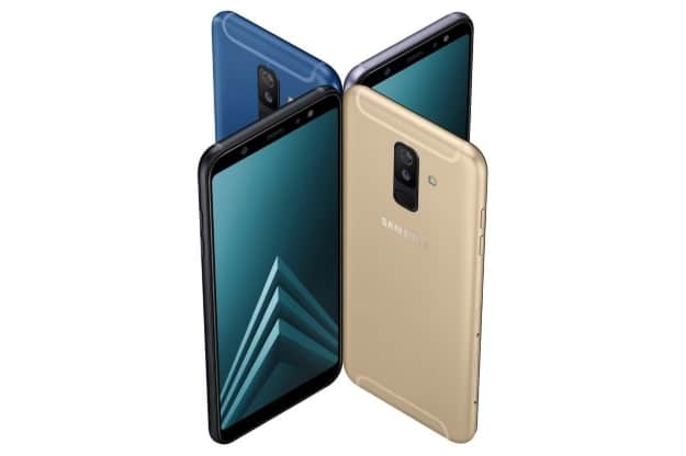 Samsung Galaxy A6 Plus mit Vertrag