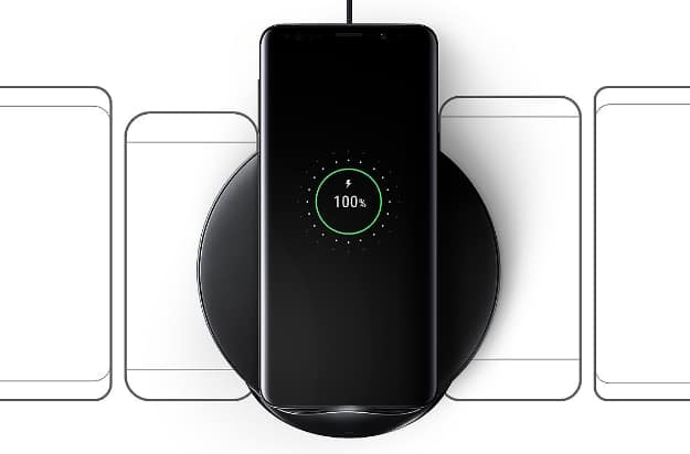 "Samsung ""Mehr Power"" Aktion: Wireless Fast Charging Dock"