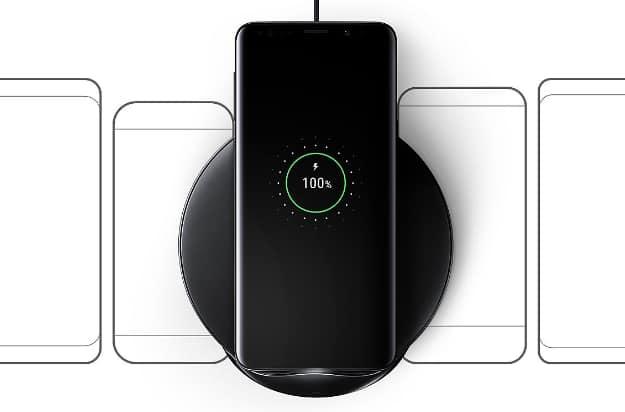 "Samsung ""Mehr Power"" Aktion: Wireless Fast Charging Dock"