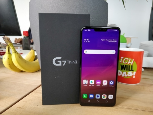 LG G7 ThinQ Test - Display, Kamera, Akku, Leistung