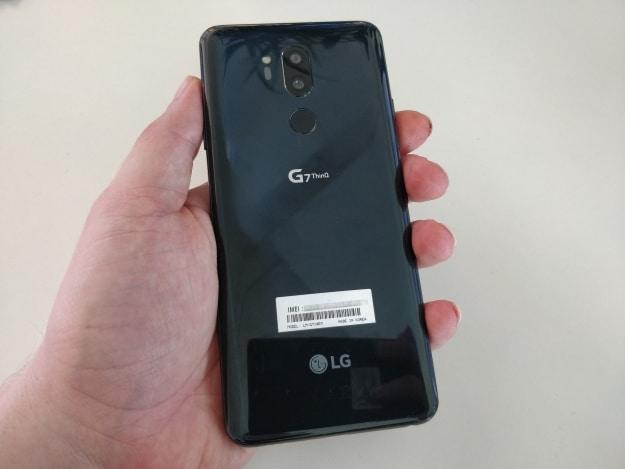 LG G7 ThinQ Test - Display, Kamera, Akku, Leistung