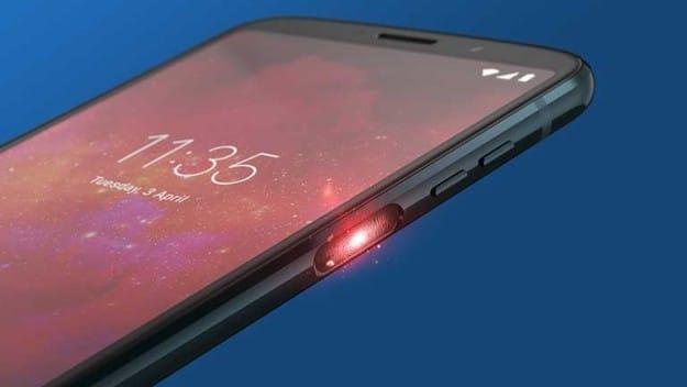 Motorola Moto Z3 Play mit Vertrag günstig kaufen