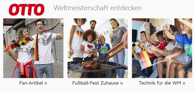 Otto Technik Fußball WM 2018 - günstig kaufen Rabatte