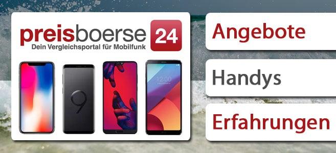 Preisboerse24 - die besten Deals, Handys und Erfahrungen