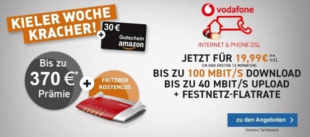 Vodafone Red Internet & Phone bei LogiTel