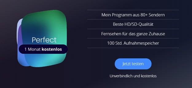 waipu.tv gratis einen Monat testen