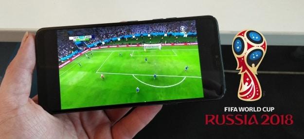 FIFA Fußball WM 2018 Livestream Handy , Livestream Smartphone