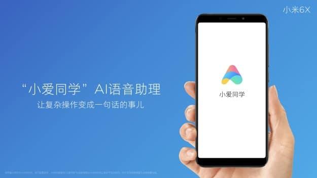 Xiaomi Mi 6X mit Vertrag