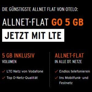 Allnet-Flat Go Handyvertrag - otelo