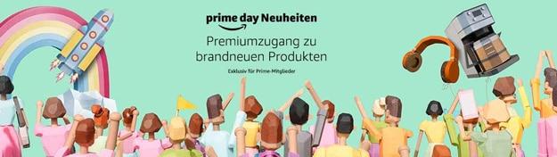 Amazon Prime Day 2019: Top-Deals für Prime-Mitglieder abstauben - Anazon kündigt brandneue Produkte & Konzert an!