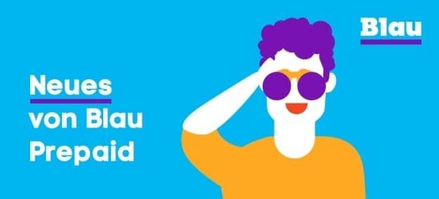 Blau Prepaid Update Juli 2018