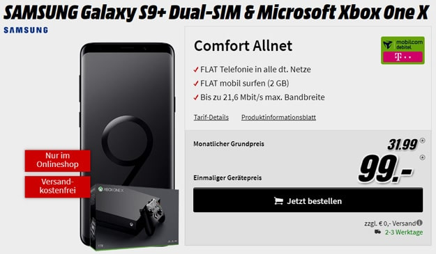 s8 plus xbox one comfort allnet md telekom