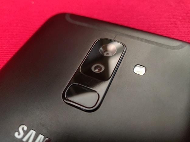 Samsung Galaxy A6 Plus Test