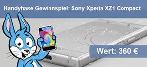 Xperia XZ1 Compact gewinnen!