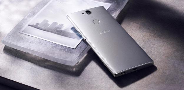 Sony Xperia XA2 Plus mit Vertrag günstig kaufen: Handy der gehobenen Mittelklasse mit super Knipse
