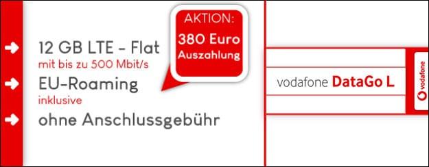 Vodafone DataGoL - 380 EUR