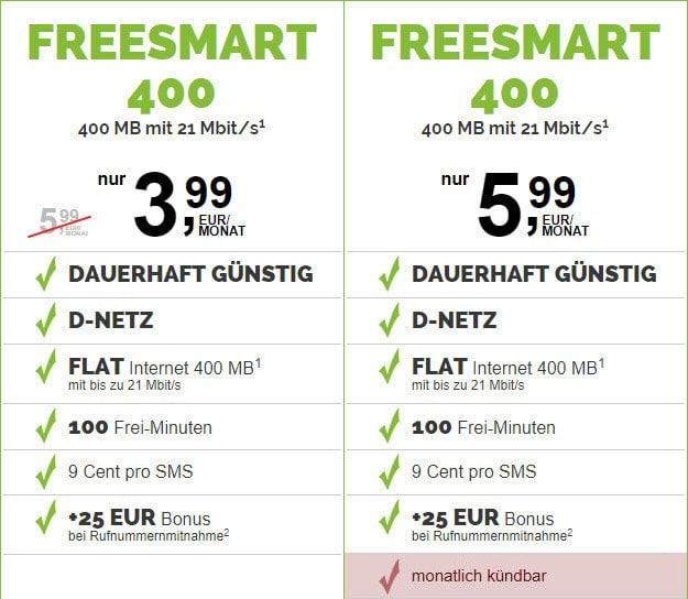 freeSMART 400